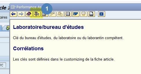 SAP Touche F1