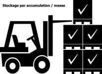 Stockage de masse dans SAP