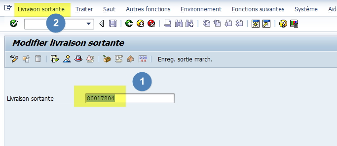 Formulaire SAP sous format PDF