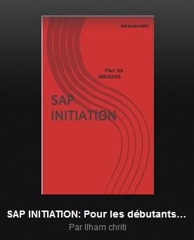 sap initiation : Pour les débutants
