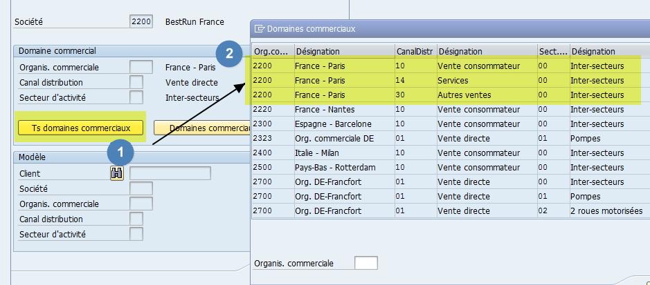 Astuce SAP créer client