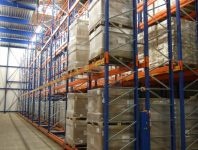 SAP WM entrepôt